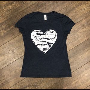 Cotton Heart Tee